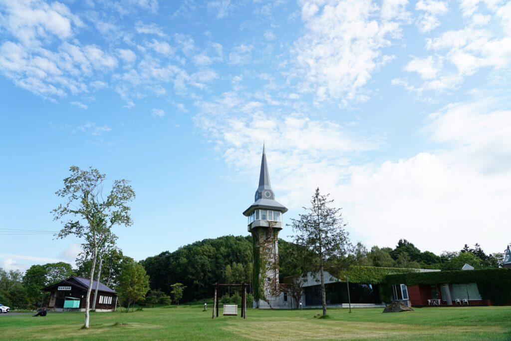 ニセコ有島記念館外観